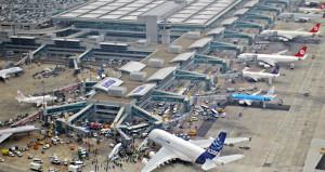 Avrupa'nın göbeğinde kırmızı alarm verildi, tüm uçuşlar durduruldu