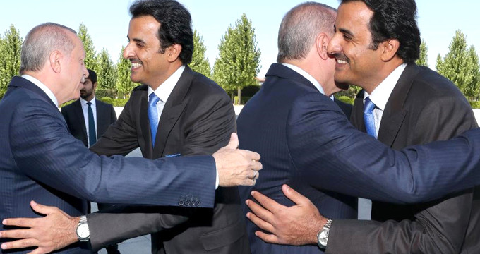 Beştepe'de kritik buluşma! Erdoğan, sarılarak karşıladı
