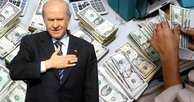 Ekonomist Bahçeli'den doları alaşağı edecek 10 maddelik öneri