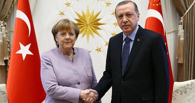 Başkan Erdoğan ile Merkel'den ekonomi zirvesi!