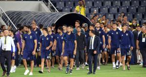 Fenerbahçeli 2 futbolcu, Benfica maçında stada bile gelmedi