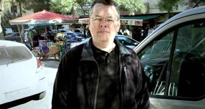 Rahip Brunson'un ev hapsine yapılan itiraz için karar verildi