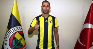 Slimani Fenerbahçeye imzayı atıyor