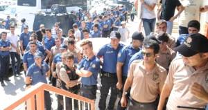 Başkan Erdoğan çağrı yaptı, polisler kuyruk oluşturdu!