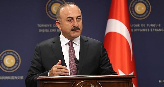 Dışişleri Bakanı Çavuşoğlu'ndan Trump'ın açıklamalarına sert yanıt!