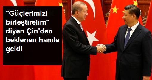 Güçlerimizi Birleştirelim Diyen Çin, Türkiyeye 1 Milyar Dolarlık Yatırımla Geliyor