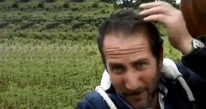 Jöle yerine ineğini kullanan Trabzonlu, sosyal medyada fenomen oldu