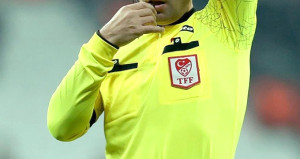 Süper Ligde 2. hafta hakemleri belli oldu
