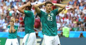 Almanya, FIFA sıralamasında çöktü!