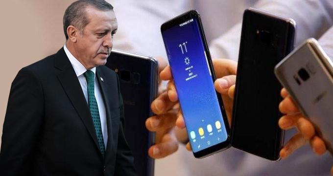 Erdoğan'ın işaret ettiği firmadan telefonlara büyük zam!