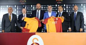 Galatasaraydan 5 milyon liralık anlaşma!