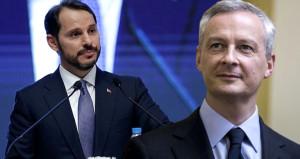 Türkiye ve Fransa, ABDye karşı işbirliği yaptı!