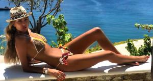 Ünlülerin tatil pozları Instagramı salladı!