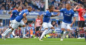 Cenk Tosunlu Everton evinde galip
