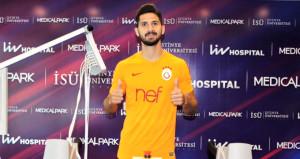 Galatasarayın yeni transferi Emre Akbaba sağlık kontrolünden geçti