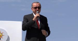 Kongre öncesi on binlere seslenen Erdoğan'dan ilk mesaj