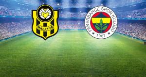 Malatyaspor-Fenerbahçe maçında 11'ler belli oldu