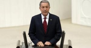 Bakan Hulusi Akar, Türkiye ve ABD'nin ortak eğitim yapacağını duyurdu