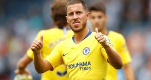 Sarri, Hazard hakkında çıkan transfer dedikodularına son noktayı koydu