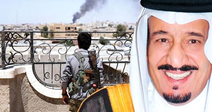 Suudi Arabistan'dan PKK'ya 100 milyon dolar bağış!