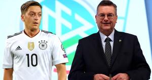 Almanya Futbol Federasyonundan ezber bozan Mesut Özil açıklaması!