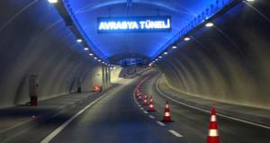 Avrasya Tüneli yeniden trafiğe açıldı!