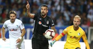 Beşiktaştan muhteşem geri dönüş!