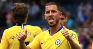 Eden Hazard, transfer dedikodularına son noktayı koydu