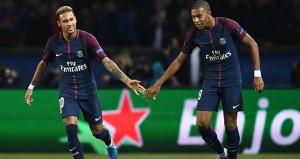 Fransız Yıldız Mbappeden Neymara büyük övgü