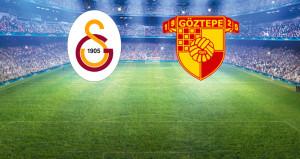 Galatasaray, Göztepeyi konuk edecek! 11ler belli oldu