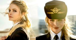 Herkes model sanıyor ama o Türkiyenin başarılı pilotu!