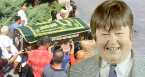Yeşilçamın Şişko Nurisinin cenazesindeki acı detay