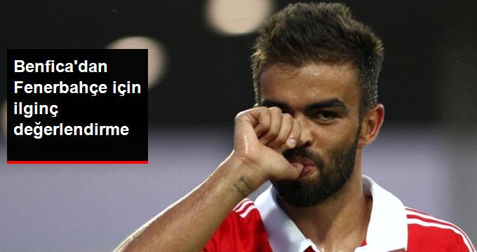 Benfica dan Fenerbahçe için ilginç değerlendirme
