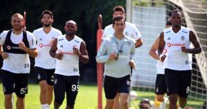 Beşiktaşta Partizan mesaisi başladı