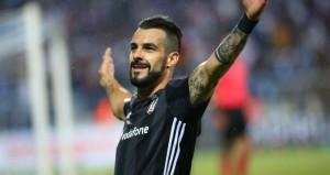 Beşiktaşlı Negredonun şaşırtan gol istatistiği