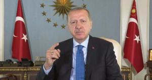 Erdoğan görüntülü mesaj yayınladı ve çok açık konuştu