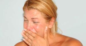 Gözü yaşlı kadın:Meleğimi gözümün önünde parçaladılar, koruyamadım
