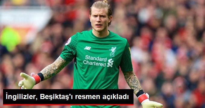 İngilizler, Beşiktaş ı resmen açıkladı