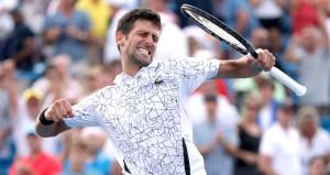Novak Djokovic, Federere bir ilki yaşattı