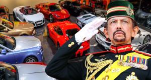 Petrol kralının, araba koleksiyonu dudak uçuklatıyor!
