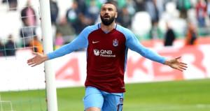 Trabzonsporın golcüsü Burak Yılmazdan iddialı sözler
