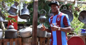 Trabzonspor, Nijeryalı golcü Nwakaemenin alacağı ücret belli oldu