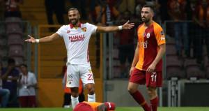 Yasin Öztekin, Galatasaray taraftarını çıldırttı