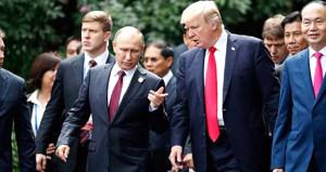 ABD'den Rusya'ya yüz milyonlarca dolarlık yaptırım kararı!