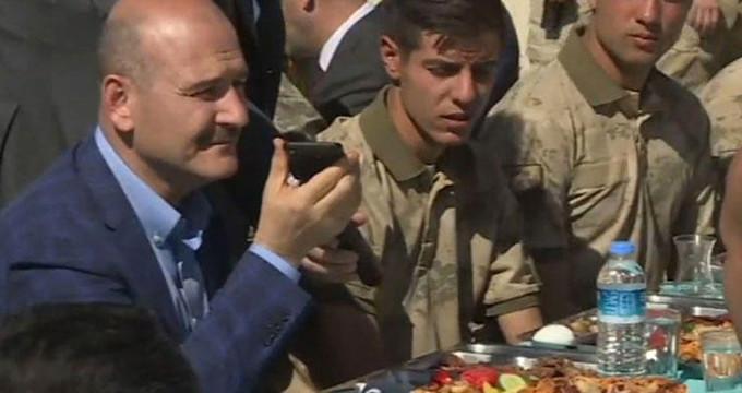 Başkan Erdoğan, bayram sabahı Kato Dağı'ndaki askerlere seslendi!