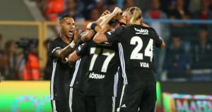 Beşiktaş, 35 hafta sonra yeniden liderlik koltuğunda