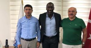 Efsane golcü, Erzurumspora sportif direktör oldu