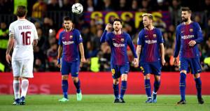 Fransız devi PSG, Barcelonanın yıldızına talip oldu