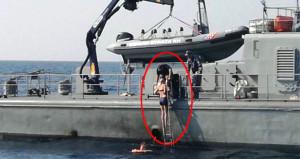 Mucize kurtuluş! Adriyatik Denizinde 10 saat bekledi