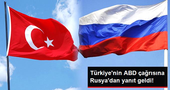 ABD'yi DTÖ'ye Dava Eden Türkiye İçin Rusya'dan Açıklama Geldi: İşbirliği Gelişebilir